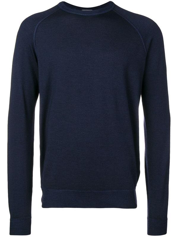 Drumohr Cotton Sweatshirt