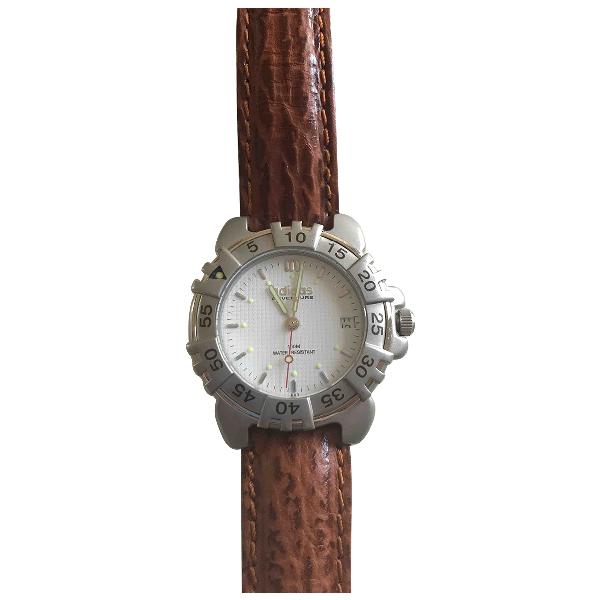 Adidas Originals Brown Steel Watch