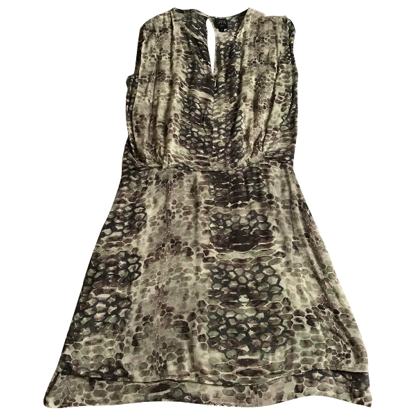 Swildens Khaki Dress