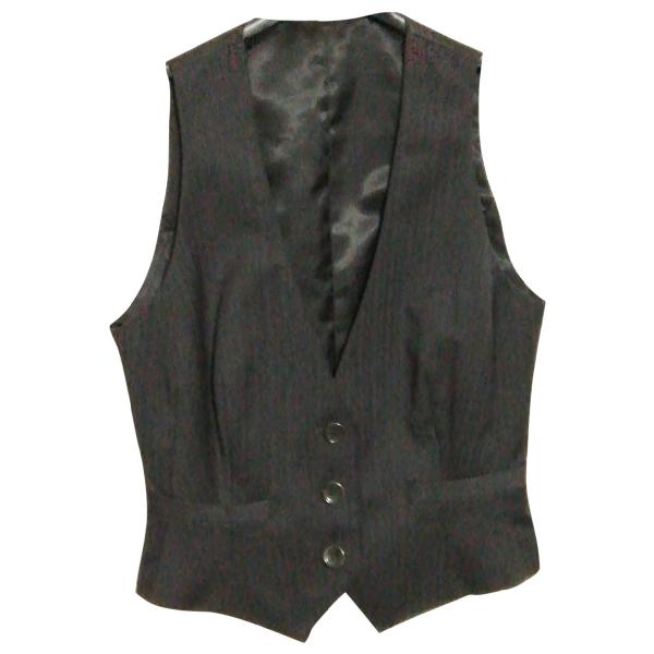 Daniele Alessandrini Grey Wool Knitwear