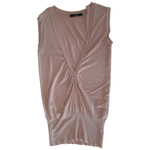 Daniele Alessandrini Pink Knitwear