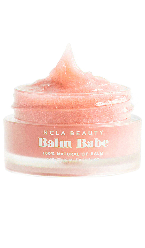 Ncla Balm Babe 100% Natural Lip Balm In Peach