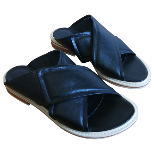 Pre-owned Tibi Black Sandals