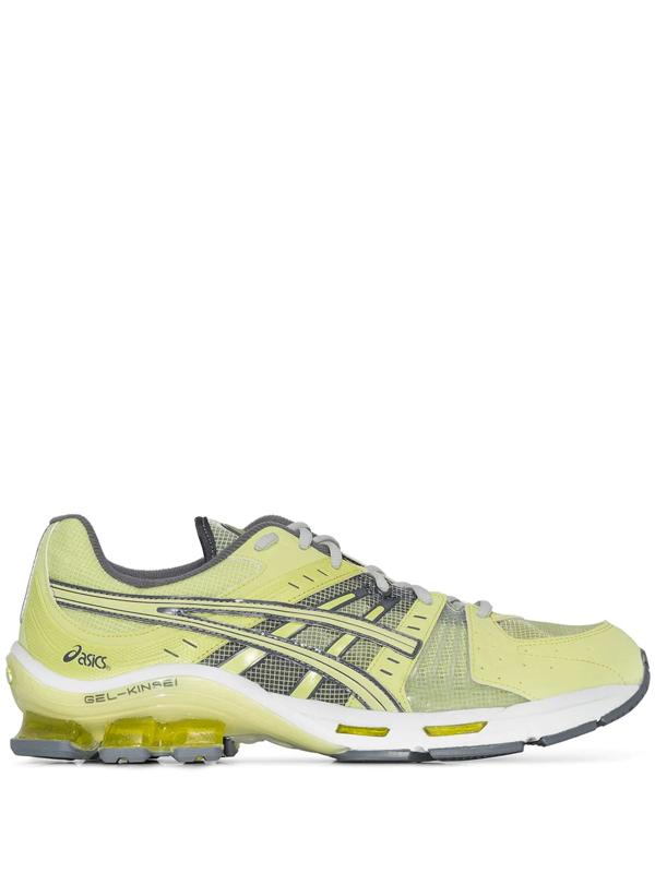 Asics Yellow Gel-kinsei Og Sneakers