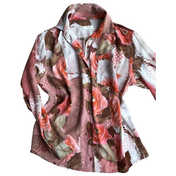 Wunderkind Multicolour Silk  Top