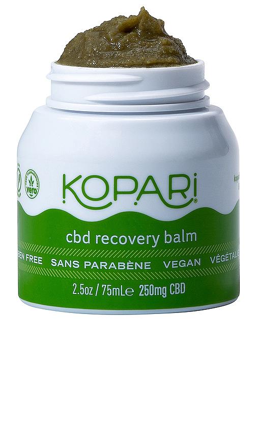 Kopari Cbd Recovery Balm In N,a