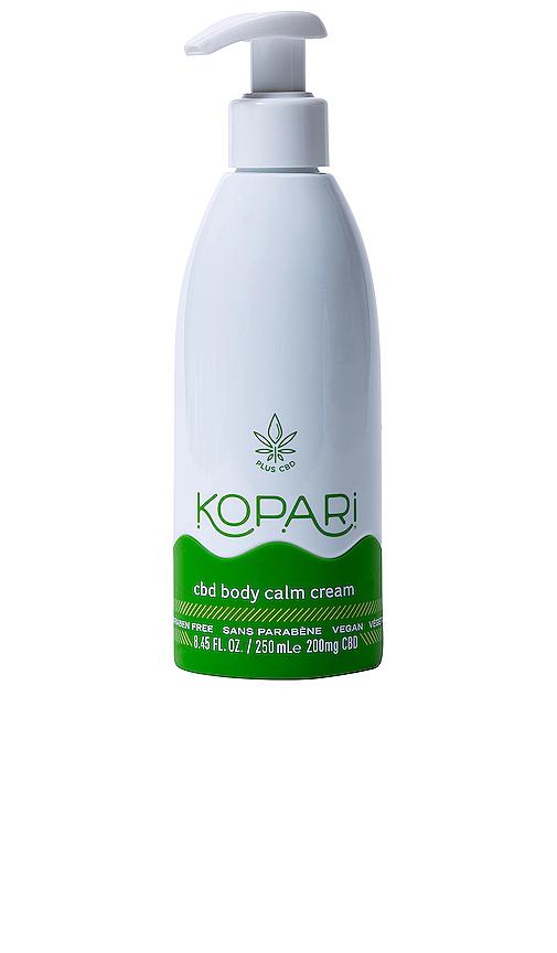 Kopari Cbd Body Calm Cream In N,a