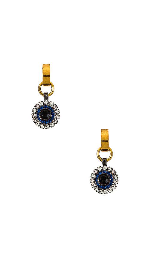 Elizabeth Cole Hansel Earrings In Multi