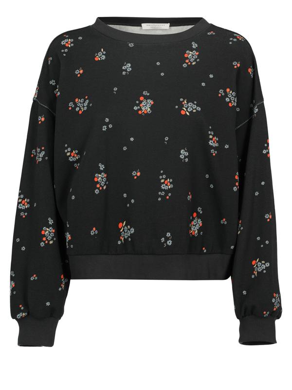 Philosophy Sweatshirt In Black, Grey, Multicolor