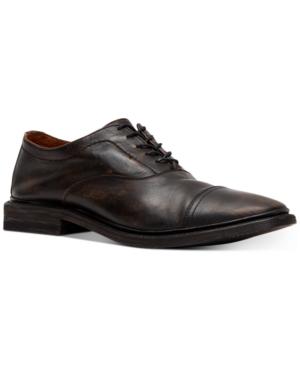 Frye Men's Paul Bal Oxfords Men's Shoes In Black
