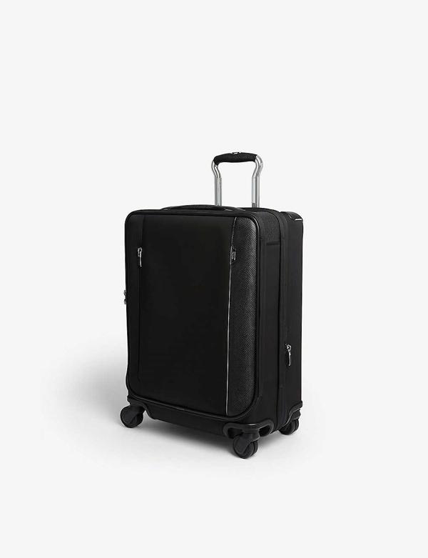 Tumi Continental Dual Access Four-wheel Suitcase 56cm In Black