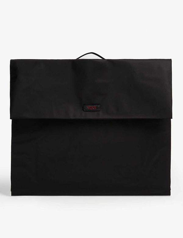 Tumi Folding Nylon Travel Pack In Black