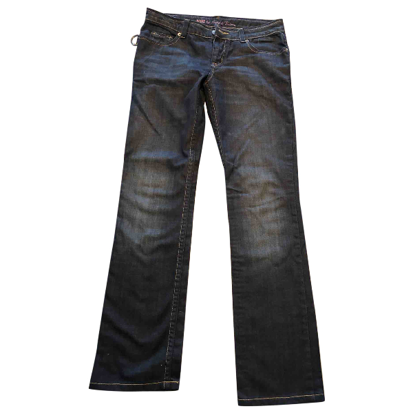 Zadig & Voltaire Fall Winter 2019 Navy Denim - Jeans Jeans