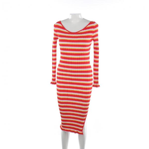 Altuzarra Red Wool Dress