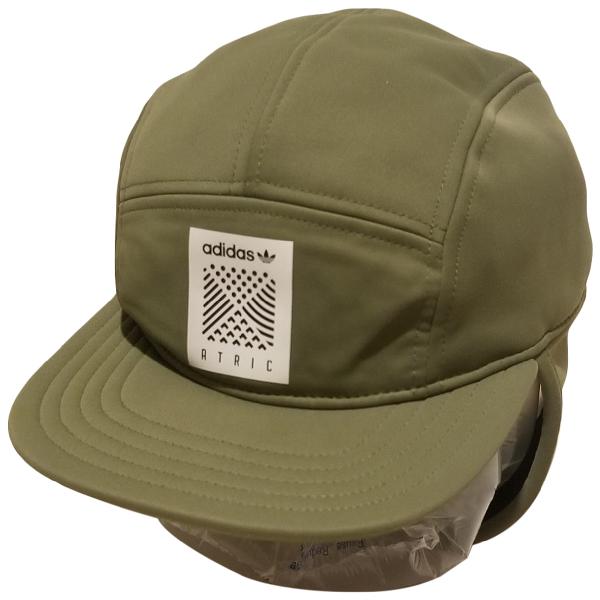 Adidas Originals Green Hat & Pull On Hat