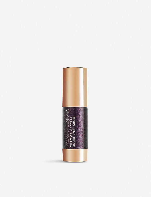 Natasha Denona Chroma Crystal Liquid Eyeshadow 8ml In Nightfall
