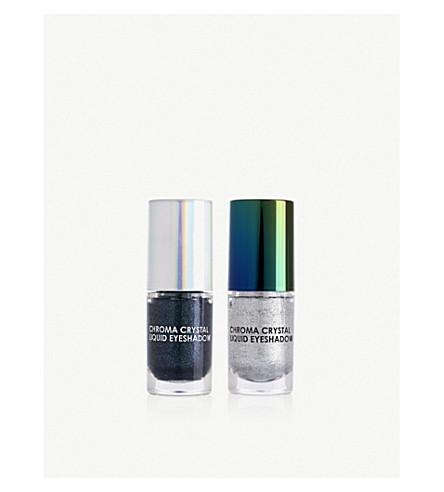Natasha Denona Chroma Crystal Liquid Eyeshadow Set 2x2ml