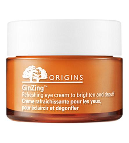 Origins Ginzing Refreshing Eye Cream 15ml