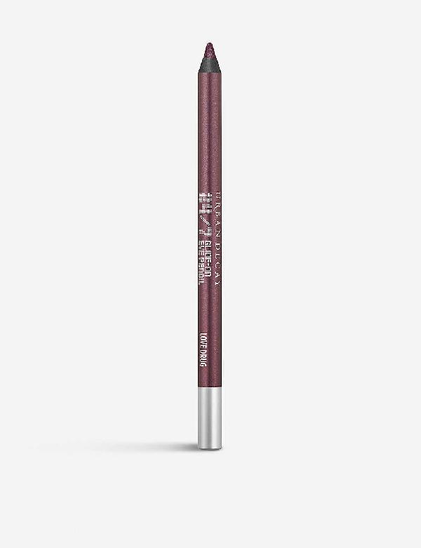 Urban Decay 24/7 Glide-On Eye Pencil in Black Market