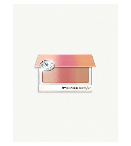 It Cosmetics Confidence In Your Glow Blushing Bronzer 14.76g In Na