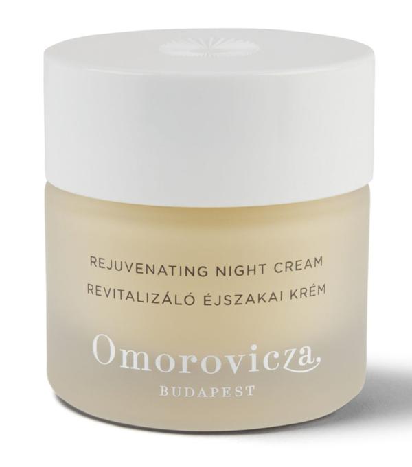 Omorovicza Rejuvenating Night Cream In White