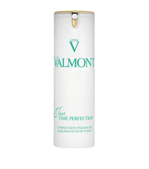 Valmont Just Time Perfection Golden Beige Spf30 In White