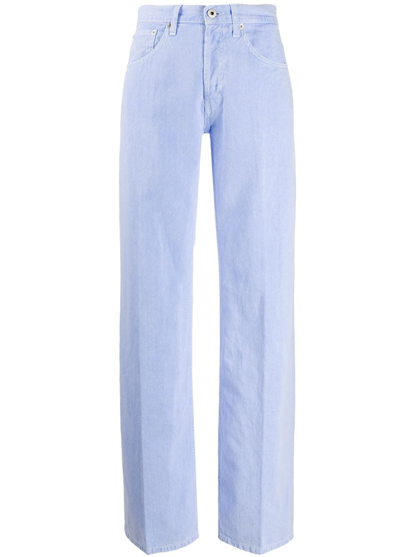 Dondup Straight-leg Jeans In Blue