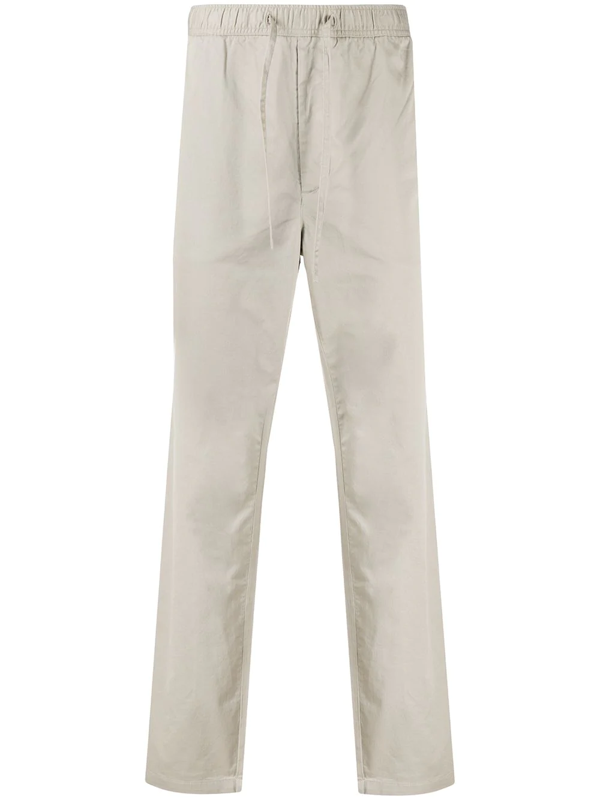 Filippa K Theo Drawstring Trousers In Neutrals