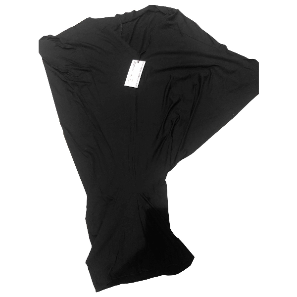 Stephan Janson Black Cotton Dress