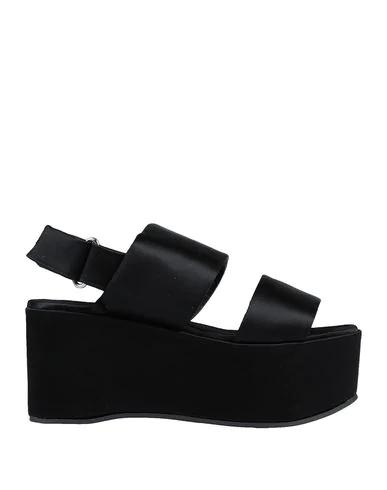 Liviana Conti Sandals In Black