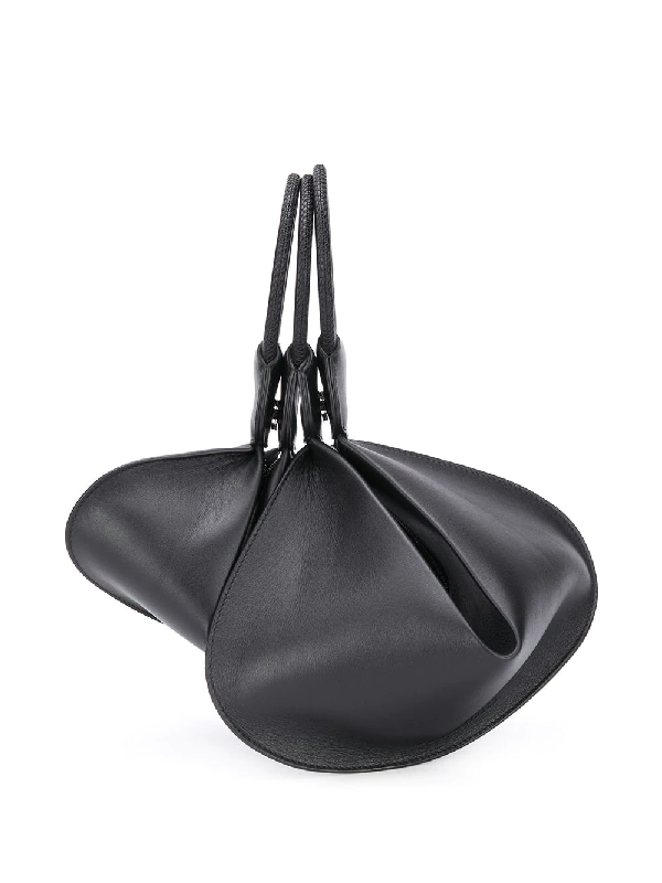 Emma Charles Lady Thersea Tote Bag In Black