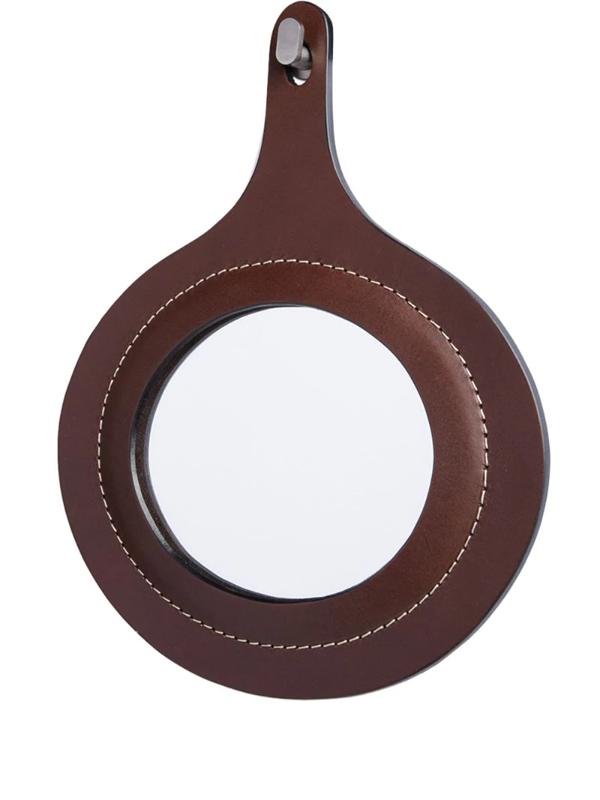 Oscar Maschera Perfect Day Mirror 7 In Brown