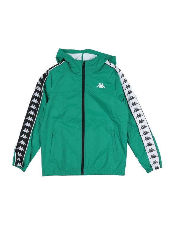 Kappa Jacket In Green