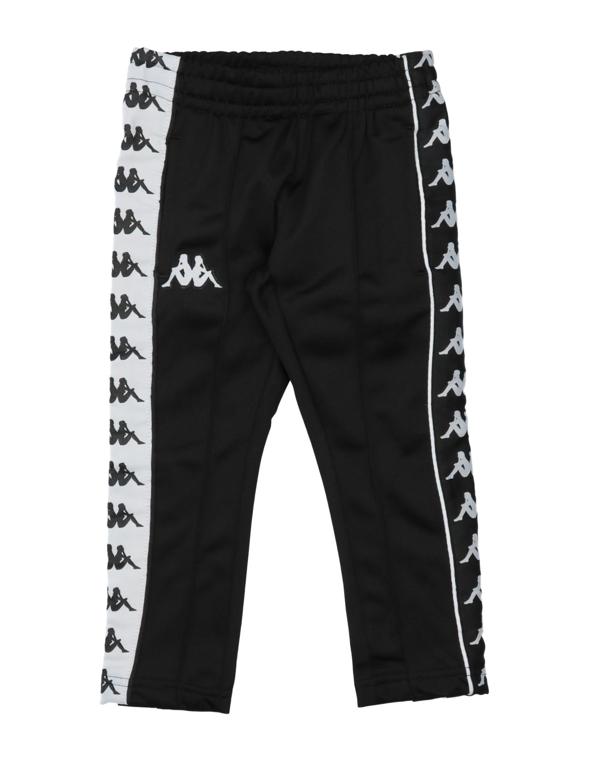 Kappa Casual Pants In Black