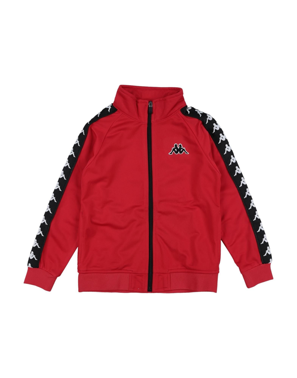 Kappa Sweatshirt In Red
