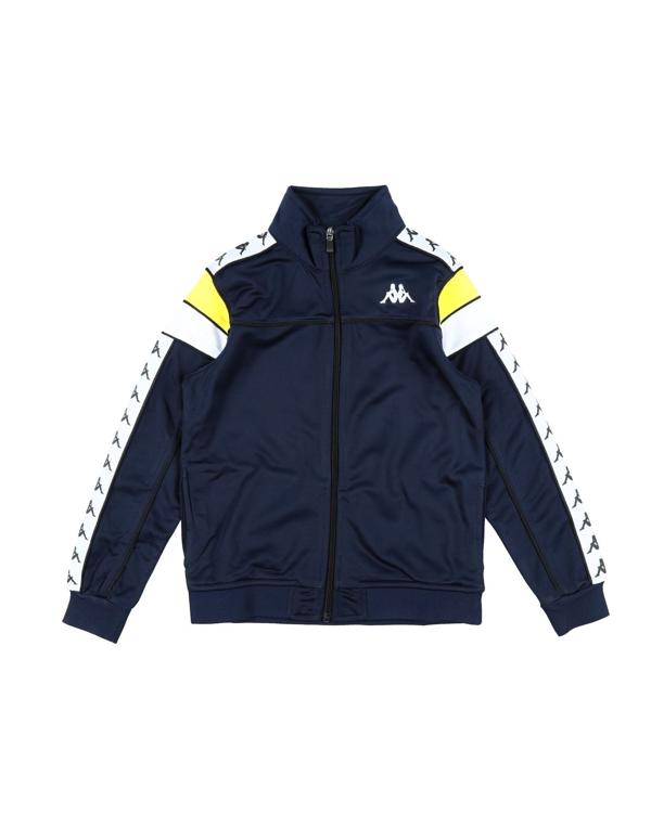 Kappa Sweatshirt In Dark Blue