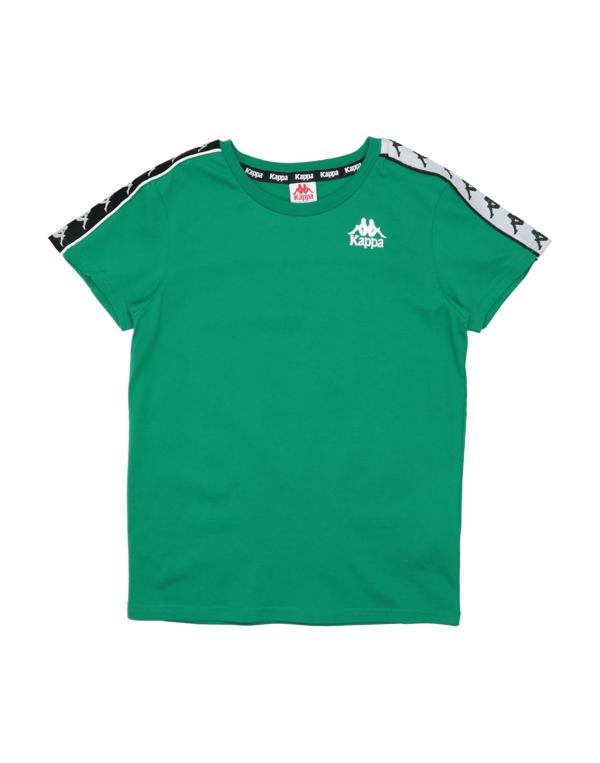 Kappa T-shirts In Green