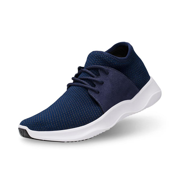 Vessi Footwear Marine Blue