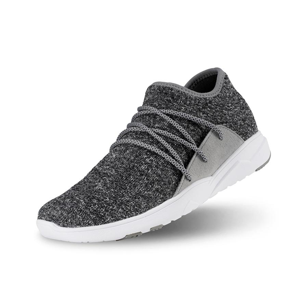 Vessi Footwear Charcoal Grey
