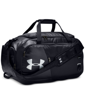 Under Armour Undeniable Duffel 4.0 Medium Duffle Bag In Black