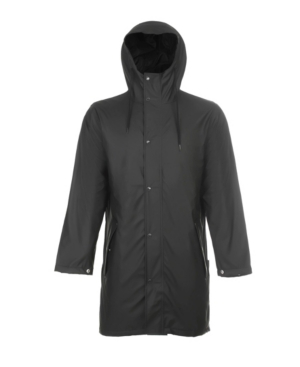 Tretorn Unisex Padded Jacket In Black