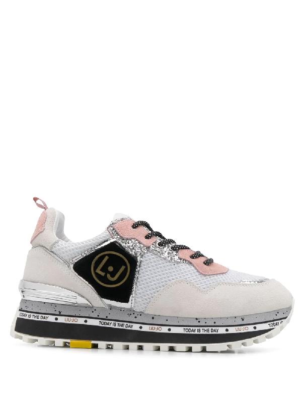 Liu •jo Sneaker 'maxi Alexa Running' In White