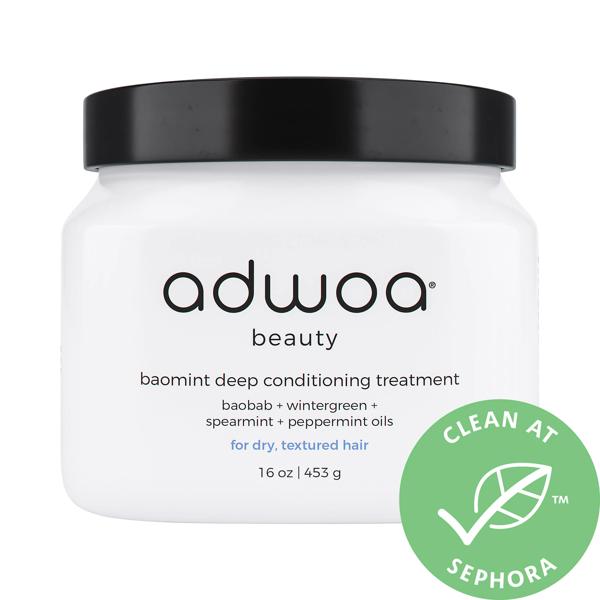 Adwoa Beauty Baomint™ Deep Conditioning Treatment 16 oz/ 453 G