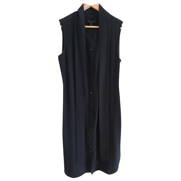 Belstaff Black Silk Dress