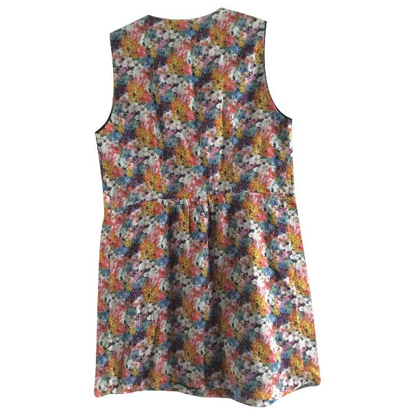 Roseanna Multicolour Cotton Dress