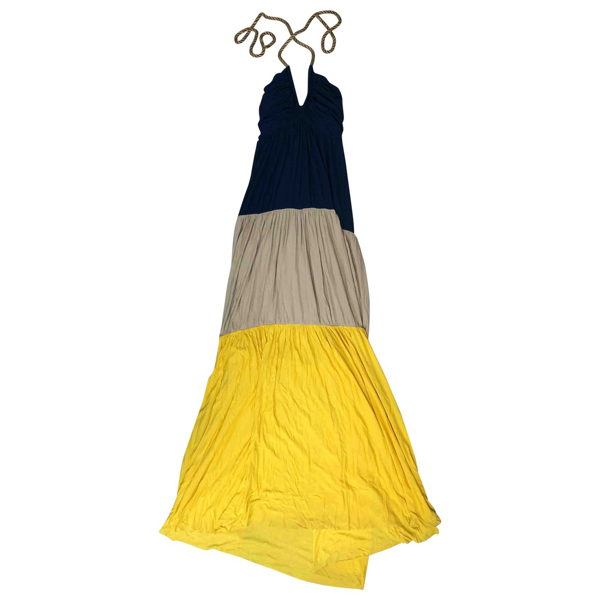 Pre-owned T-bags Multicolour Dress