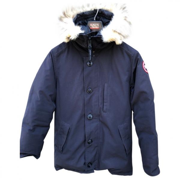 Canada Goose Navy Coat