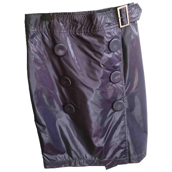 Belstaff Purple Skirt