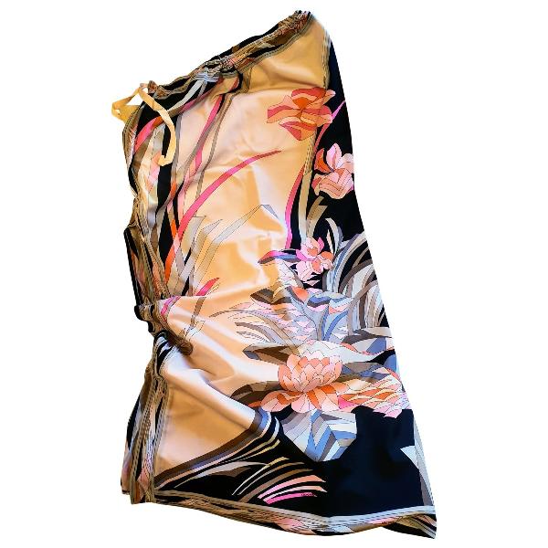 Leonard Multicolour Skirt