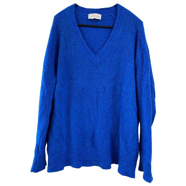 Christian Wijnants Blue Wool Knitwear